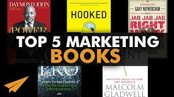 The Top 5 MARKETING Books
