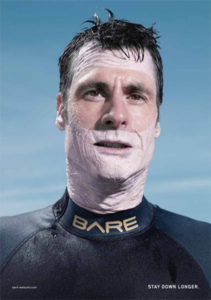 220613 Bare diving costumes