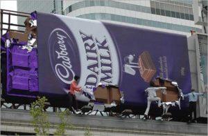 311111 Cadbury